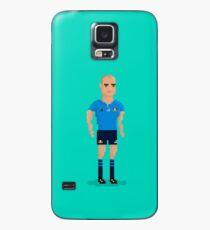 Funda/vinilo para Samsung Galaxy Sergio Azzurri
