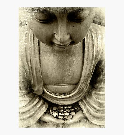Meditation Photographic Print
