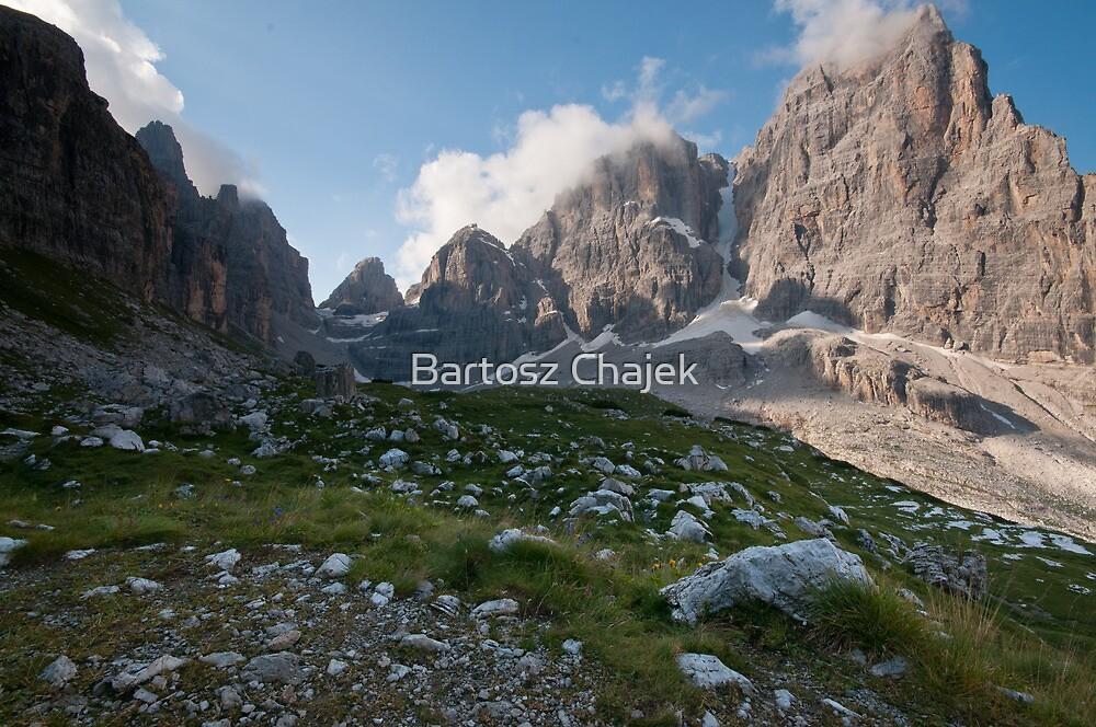 Dolomites - Rifugio Brentei 2 by Bartosz Chajek