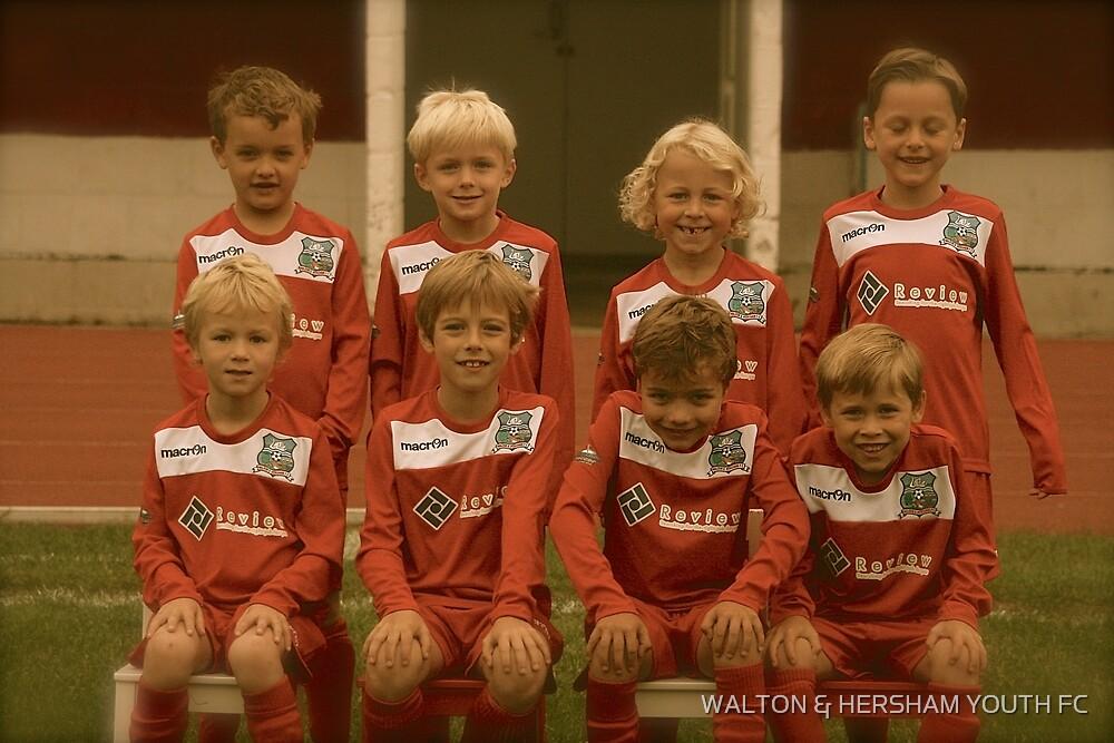 U-7 Swans by WALTON & HERSHAM YOUTH FC