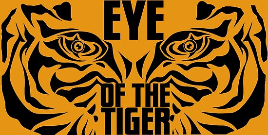 how to get the eye of the tiger