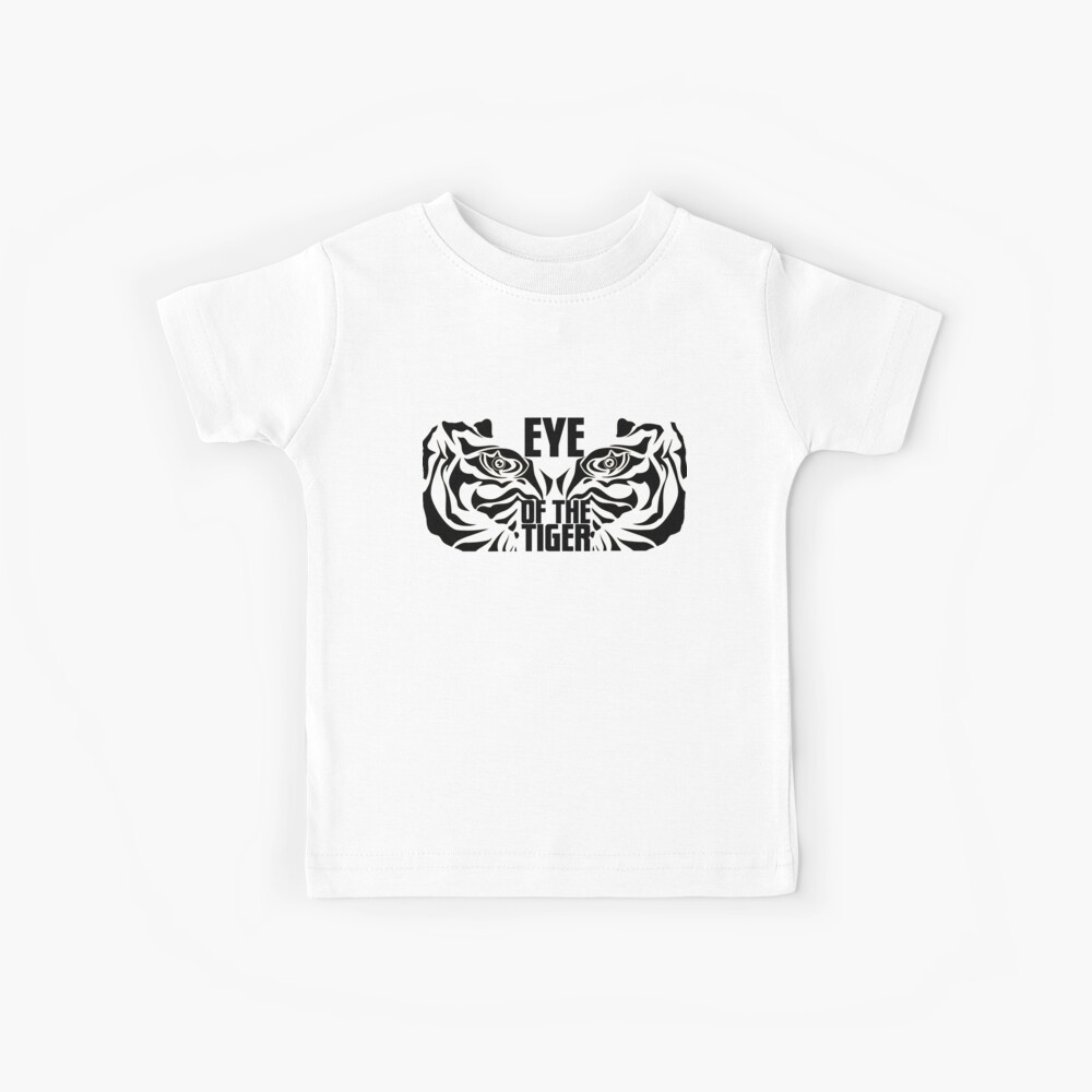 Eye of the tiger - Rocky Balboa Kids T-Shirt
