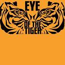 «Ojo del tigre - Rocky Balboa» de NeverGiveUp