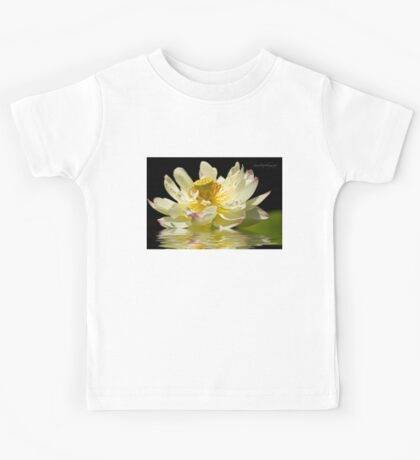 Lotus in Full Bloom Kids Clothes