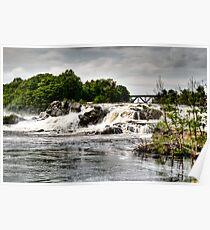 Auburn Falls Poster