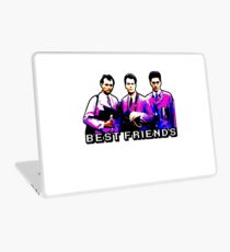 Best Friends - Spooks, Spectres, and Ghosts Laptop Skin