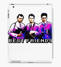 Best Friends - Spooks, Spectres, and Ghosts iPad Case/Skin