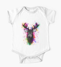 Stag One Piece - Short Sleeve