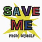 Save Me (From Myself) by Vanessa Barklay