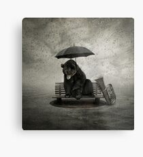 Lonely song Metal Print