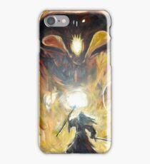 Balrog iPhone Case/Skin