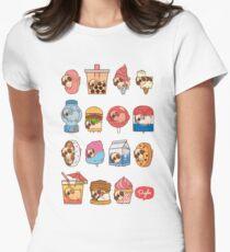 Puglie Essen 3 Tailliertes T-Shirt