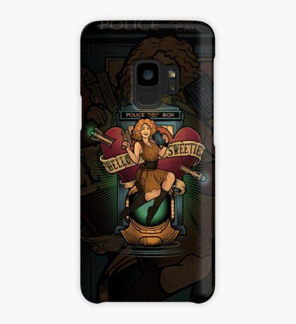 Hello Sweetie Case/Skin for Samsung Galaxy