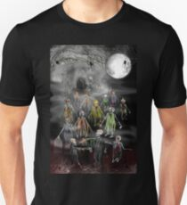 13 Zombies are here to Entertain You! T-Shirt