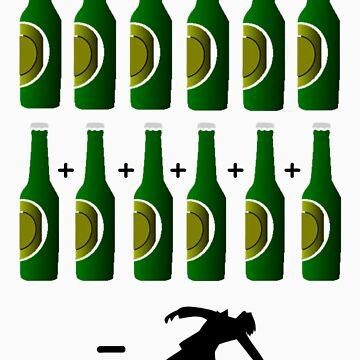 Drunk by eggnog
