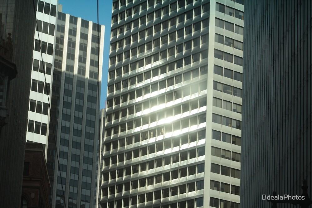 San Francisco Skyline by BdealaPhotos