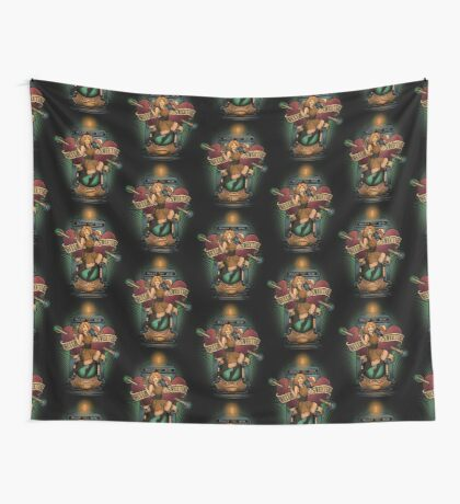 Hello Sweetie Wall Tapestry