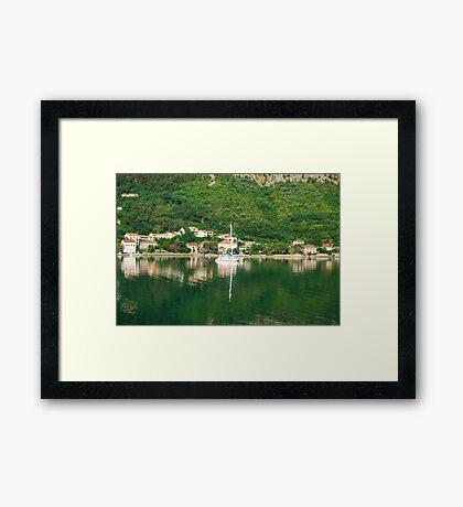 Kotor, Montenegro #2 Framed Print