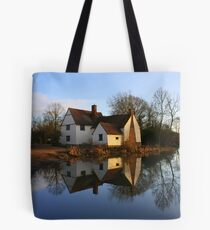 Willy Lott's Cottage Tote Bag