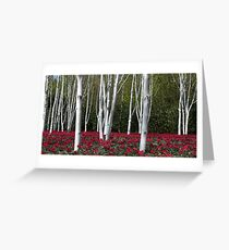 Anglesey Abbey, Cambridgeshire Greeting Card