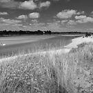 La Mer Blanche, Benodet, Brittany, France. by Nick  Gill