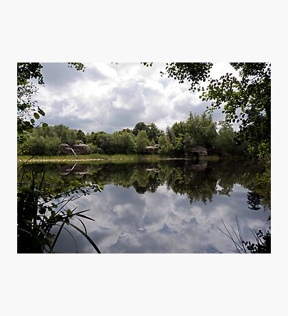 Lake Wood Photographic Print