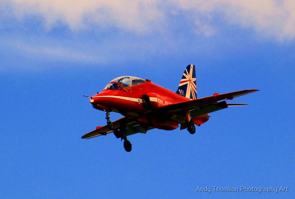 Red One by Andy Thomson Photography Art