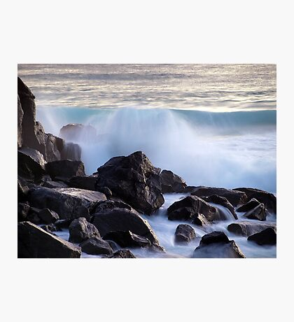 Sea Mist Rising Photographic Print