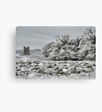 Ice Tower  Canvas Print