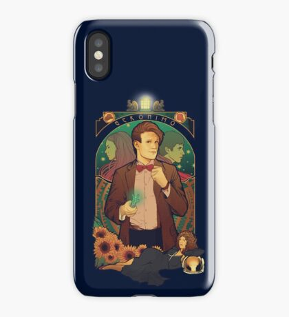 Geronimo! iPhone Case
