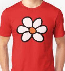 Hippie flower cartoon T-Shirt