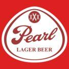 Pearl Lager Beer by Blackwing