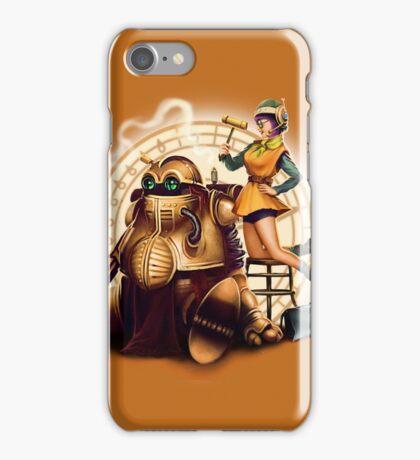 Lucca & Robo iPhone Case/Skin