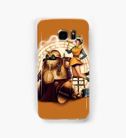Lucca & Robo Samsung Galaxy Case/Skin