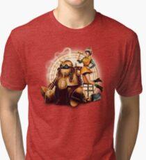 Lucca & Robo Tri-blend T-Shirt