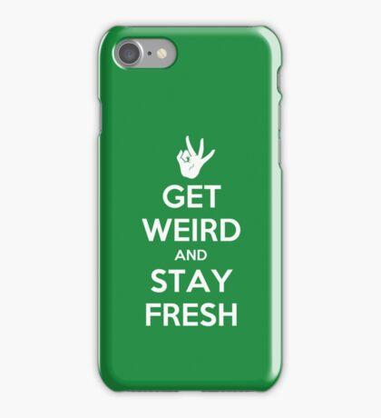 Stay Fresh iPhone Case/Skin