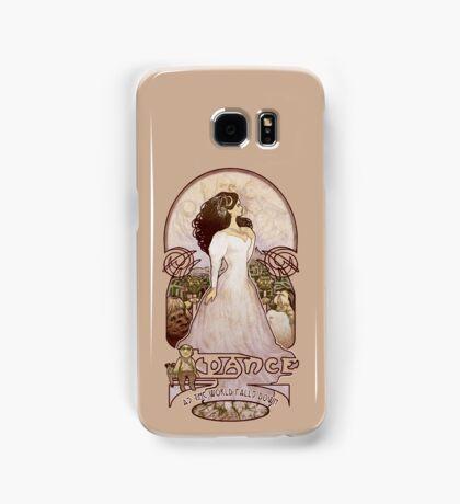 As the World Falls Down Samsung Galaxy Case/Skin