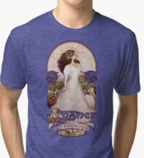 As the World Falls Down Tri-blend T-Shirt