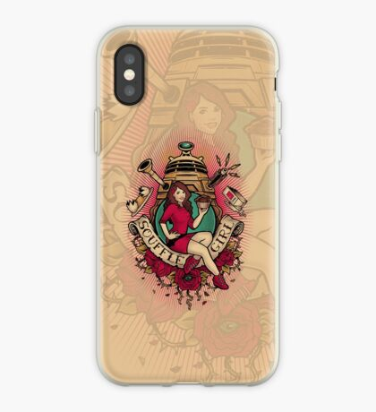 Souffle Girl iPhone Case
