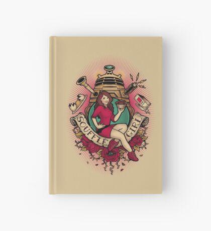 Souffle Girl Hardcover Journal