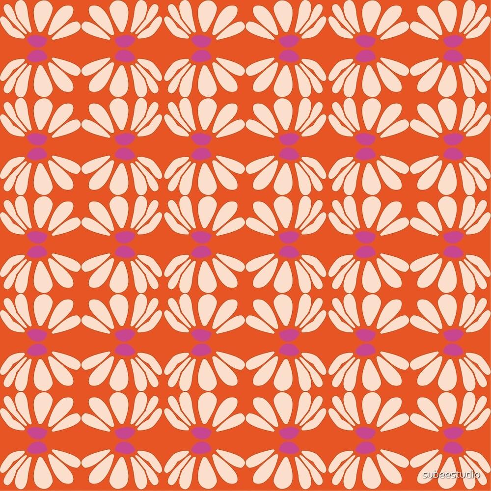 Umbrella Bloom by subeestudio