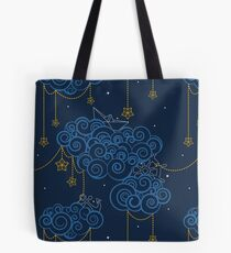 Nautical Skies Tote Bag