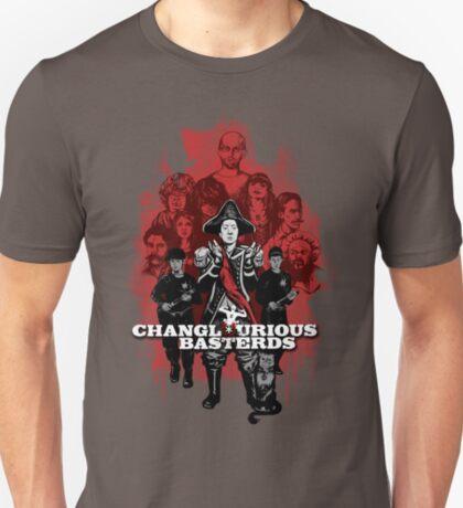 Changlourious Basterds (Any Shirt Colour) T-Shirt