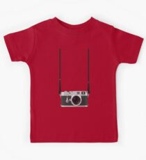 Leica M3 with 50mm Summilux f1.4 Kids Tee