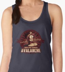 AVALANCHE Wants YOU! Women's Tank Top