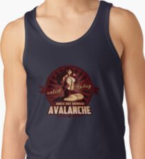 AVALANCHE Wants YOU! Tank Top