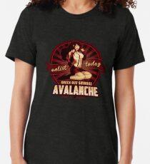 AVALANCHE Wants YOU! Tri-blend T-Shirt