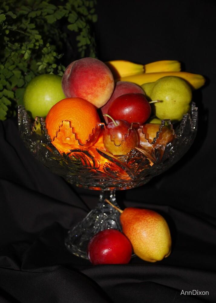 Fruit Bowl (Please View Full Size) by AnnDixon