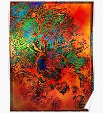 Tree of Life- Silk print Poster