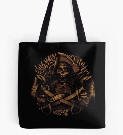 Never Say Die Tote Bag